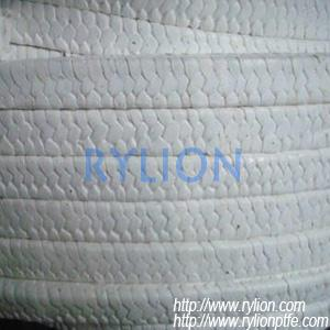 China PTFE gland packing,white,any size and any length on sale