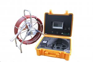 China Durable Digital Inspection Camera , Self Balancing Sewer Pipe Inspection Camera on sale
