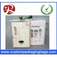 Zipper Eco Friendly Clear Eva Plastic Packaging Bags For Make Up Brushes