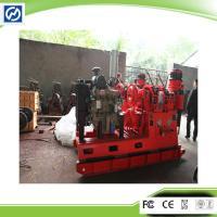 Shallow-hole Drilling Rig Machine Good Detachebility Geotechnical Drilling Rig