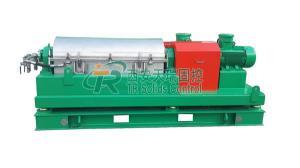 China Large Capacity Drilling Mud Centrifuge 30KW Main Drive Motor Powered on sale