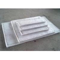 Non Metal Wire Mesh Demister / Mist Eliminator Pads Less Pressure Drops