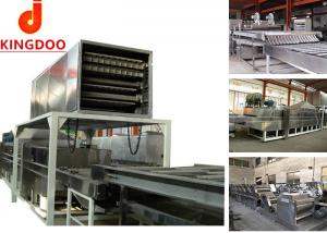 China Compact Structure Noodle Production Line For Small And Middle Enterprise on sale