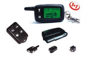 China 1 PCが付いている車警報のページを捲る2方法1つの方法FM送信機、1の000mの長期 on sale