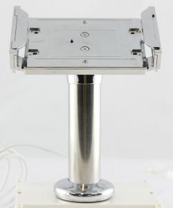 China High Quality 7-10 inch tablet pc metal display stand with lock on sale