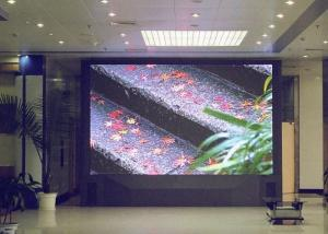 China 1r1g1b Stage Background Led Display Big Screen P4 P5 P6 Indoor / Outdoor For Rental on sale