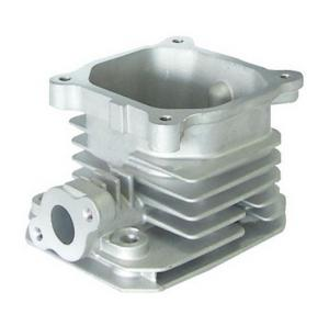 China CNC Machined Precision Casting Parts , Painting Aluminum Die Casting on sale
