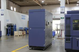 China Separately control Thermal Shock Test Chamber For automotive parts on sale