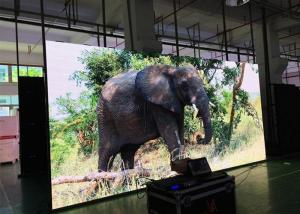 China Lightweight Indoor Rgb Led Screen Hire 480*270 Mm Cabinet Dimension on sale