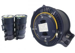 China Blue Paintcoat FO Single Mode Fiber Spool , SMF G652D 250um Bare Fiber Optic Cable on sale