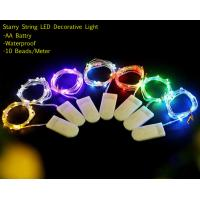 Starry Fairy Copper String LED light AA Battery Party Waterproof Wrap Wire Decorative lamp TL107