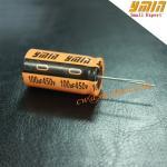 100uF 450 18x35.5mmのコンデンサーLKGシリーズ105°C 8,000 |放射状アルミニウム電気分解コンデンサー12,000時間のRoHS