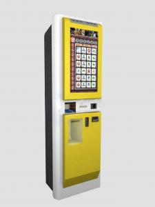 China Multifunction Free Standing Kiosks, Input / Out Interactive Information Kiosk on sale