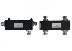 China 100 300 Watt Coaxial RF Directional Coupler With High Average Power Rating on sale