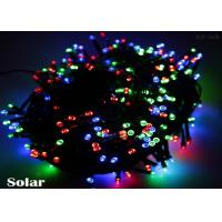Single Color / RGB Solar Powered LED String Lights Outdoor For Wedding Party 20m 200 Leds