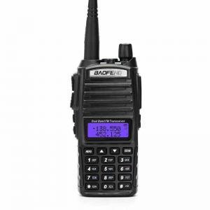 China Portable Teamup UV-82 VHF /UHF Two way radio Ham FM transceiver dual band walkie talkie on sale