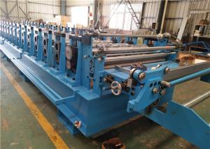 China Steel Metal IBR Roof Panel Roll Forming Machine With Film Coating Device on sale