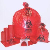 BIOHAZARD BAGS, AUTOCLAVABLE BAGS, RED BAG, YELLOW BAG, BLUE BAG, BLACK BAG, MEDICAL WASTE