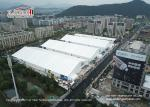 50m Outdoor Exhibition Tents Flame Retardant To DIN4102 B1 M2 CFM