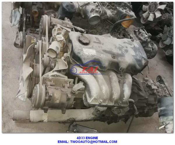 Used Japanese Engines >> Complete Mitsubishi Used Japanese Engines 4d33 4d34 4d35