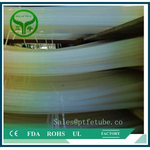 China PTFE Teflon Sheet & PTFE Teflon Rod on sale on sale