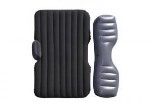 China Black Color Inflatable Air Bed , Waterproof Inflatable Pregnancy Mattress on sale