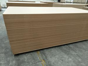 China Plain MDF mdf,,furniture mdf board.kitchen,wardrobe board. 1220*2440mm.4x8ft plain mdf raw/ mdf melamine board on sale