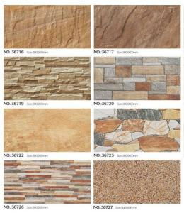 China 3D Ink-Jet Printing Exterior Wall Tiles on sale