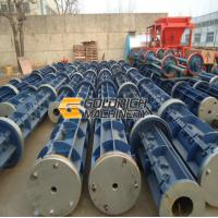 China Concrete Electric Pole Mould on sale