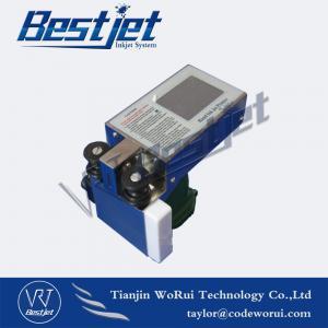 China BESTJET handheld portable inkjet printer/H190  touch screen portable expiry date inkjet printer on sale