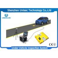 China High Definition Scanned Images UVSS Under Vehicle Inspection Scanner UV300-M on sale
