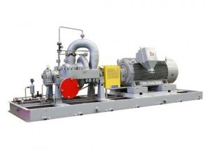 China Industrial Oil Transfer Pump / Crude Oil Pipeline Pumps Reliable Structure on sale