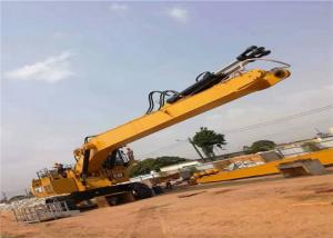 China 32 Meter Super Long Reach Excavator Booms For Caterpillar Excavator Cat 6018 on sale