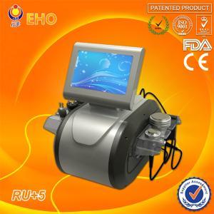 China vacuum cavitation system RU+5 home body beauty vacuum suction machine (EHO/factory) on sale