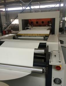 Quality Easy Operate Paper Cup Die Cutting Machine With Shaftless / Straight League for sale