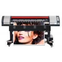 6 Feet Wide Car Wrap Eco Solvent Printing Machine , Vinyl Photo Inkjet Plotter