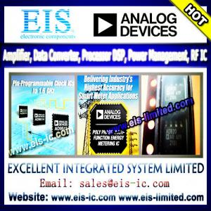 China SMP-10G - ADI IC - Low Droop Rate/Accurate Sample-andHold Amplifiers - Email: sales009@eis-limited.com on sale