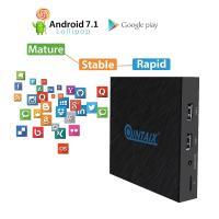 QINTAIX Amlogic T962E 2GB+16GB Quad-core 2.4G WiFi BT4.1 TV BOX 4K HDR android 71 tv box