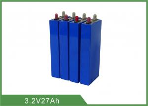 China Enviromental Rechargeable Lifepo4 Battery Cells TB-027070169D-Fe-27Ah  on sale