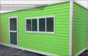 China Living Modular Container Homes on sale