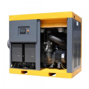 China factory direct price two stage air compressors energy efficient Permanent Variable frequency 37kw-160kw on sale