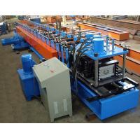40mm - 80mm C Steel Purlin C Z Purlin Rolling Machine With Hydraulic Station