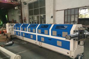China Plastic Masterbatch Single Screw Extruder PP Flakes Recycling Granulator Machine on sale