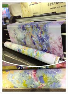 Dual CMYK Sublimation Flag Printing System / Polyester Fabric