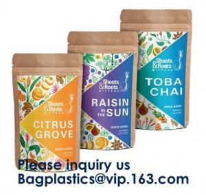 China Flat Side Sealed Bags Food Packaging Bag candy packaging bags Snack Food Packaging Bag Baked Food Packaging Bag powder p on sale