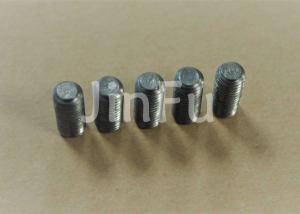 China Low Density Small Set Screws Green Yellow COLOR  With Flat Point Titanium DIN913 on sale