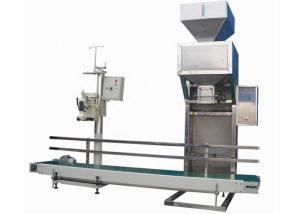 China 50kg Sack Bag granules Packing Machine in rice industry 304 sS on sale
