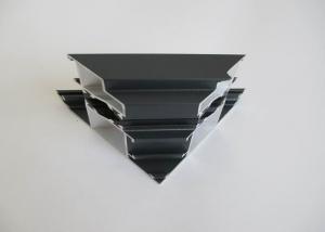 China Aluminium Window Profiles Partition , Aluminium Window Sections For Hospital Room on sale
