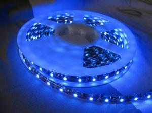 China SMD5050 outdoor waterproof Rgb Led strip lights 36w/DC 12V,30led/m, 7.2w/m, 5m/reel, PCB width 10.5mm on sale