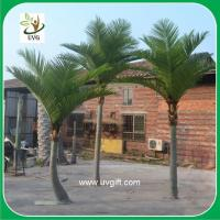 UVG PTR019 indoor landscaping artificial mini palm trees for party decoration